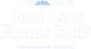 Times Best Law Firms 2019